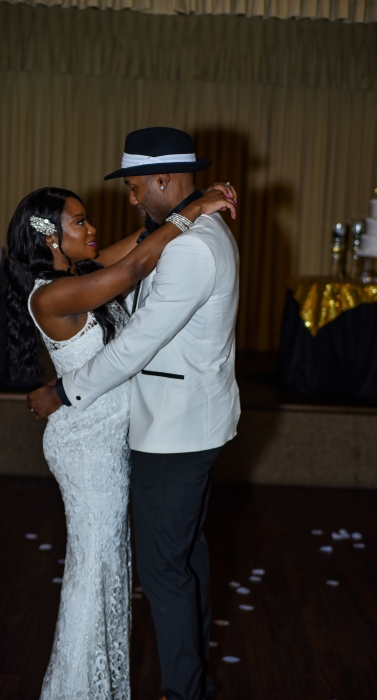 Marcus & Leora Wedding
